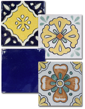 Reeso Tiles Inc Handcrafted Talavera Saltillo And Puebla San Antonio Texas